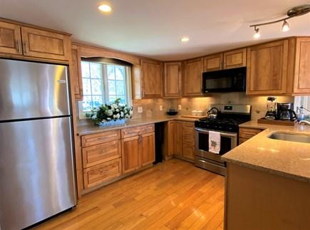 Barnstable, Hyannis Cape Cod vacation rental - Chefs Kitchen.