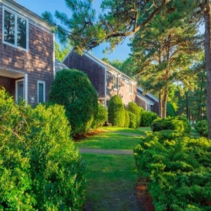 Mashpee Cape Cod vacation rental - Nicely landscaped