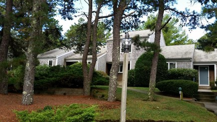 Mashpee Cape Cod vacation rental - More townhomes in the resort