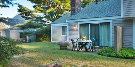 Mashpee Cape Cod vacation rental - The exterior of the property
