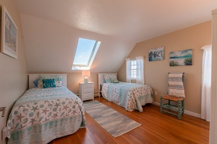 Sandwich Cape Cod vacation rental - Bedroom with Twins