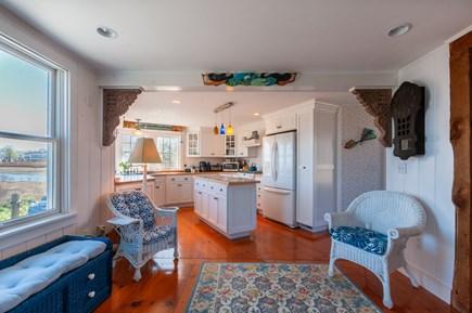 Sandwich Cape Cod vacation rental - Kitchen with center island