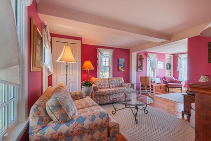 Sandwich Cape Cod vacation rental - Sitting Room on main level