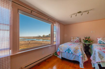 Sandwich Cape Cod vacation rental - Bedroom with Twins and views on 2nd Floor