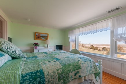 Sandwich Cape Cod vacation rental - Master Bedroom with Queen and views on 2nd Floor