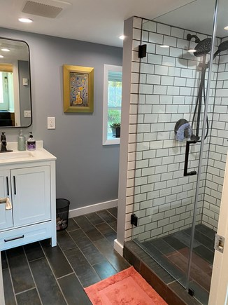Provincetown Cape Cod vacation rental - New bathroom and shower