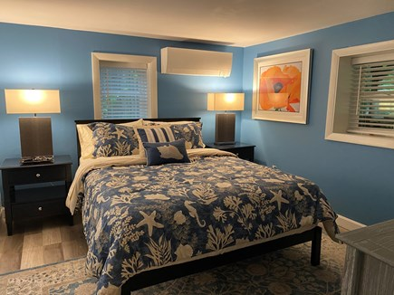 Provincetown Cape Cod vacation rental - Bedroom, new AC inverters