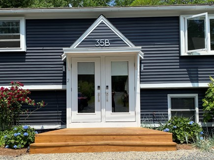 Provincetown Cape Cod vacation rental - Front of condo