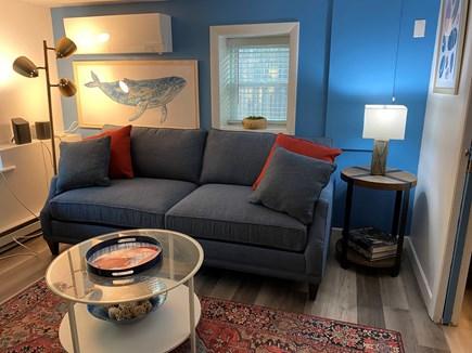 Provincetown Cape Cod vacation rental - Media/reading room adjacent to bedroom