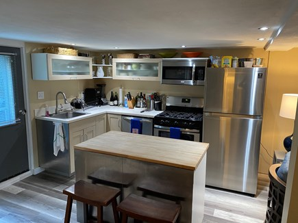 Provincetown Cape Cod vacation rental - Kitchen; new appliances and every amenity for cooking