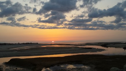 Brewster Cape Cod vacation rental - 1.5 mi to Paine's Creek Ocean Sunset