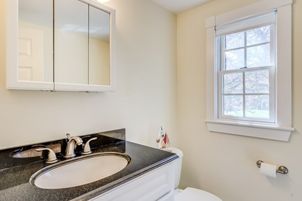 Chatham Cape Cod vacation rental - Downstairs half bath