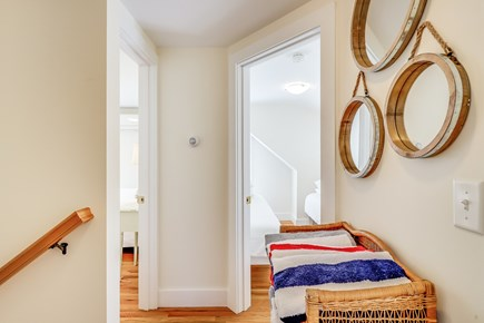 Chatham Cape Cod vacation rental - Upstairs hallway