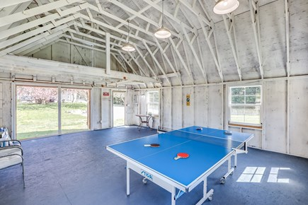 Chatham Cape Cod vacation rental - Inside of barn