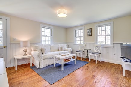 Chatham Cape Cod vacation rental - Cottage living room