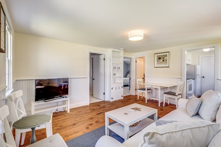 Chatham Cape Cod vacation rental - Cottage living room - two bedrooms, full bathroom and kitchen