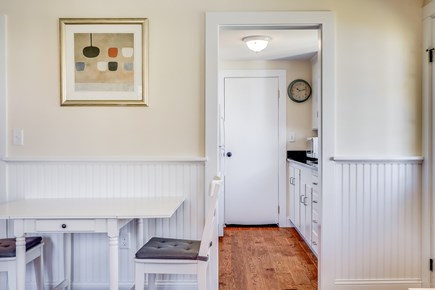 Chatham Cape Cod vacation rental - Cottage dining table and kitchen