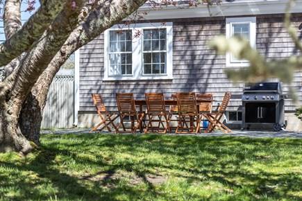 Chatham Cape Cod vacation rental - Patio