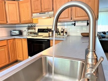 Eastham Cape Cod vacation rental - Kitchen has everything you need within reach