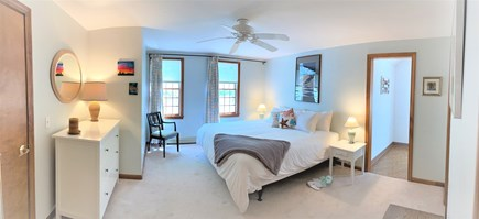 Eastham Cape Cod vacation rental - First floor master-King bed with en suite bathroom