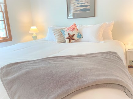 Eastham Cape Cod vacation rental - Comfortable King