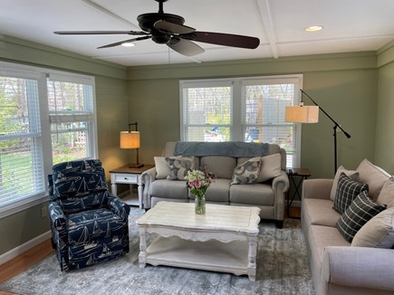 Eastham Cape Cod vacation rental - Sun room with Queen sleeper pull out