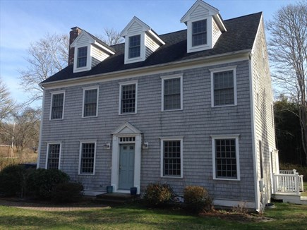 West Falmouth Cape Cod vacation rental - Front exterior very private