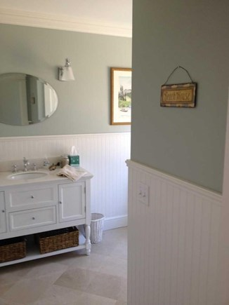 West Falmouth Cape Cod vacation rental - Bathroom