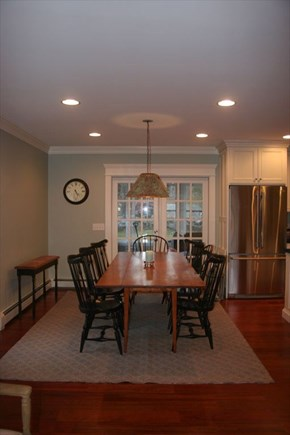 West Falmouth Cape Cod vacation rental - Dining