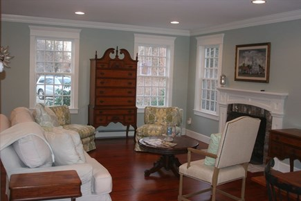 West Falmouth Cape Cod vacation rental - Living