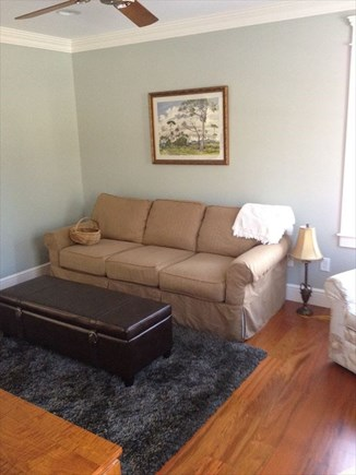 West Falmouth Cape Cod vacation rental - Den