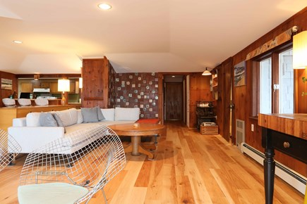 Orleans  Cape Cod vacation rental - Main living room area.
