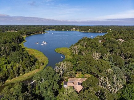 Orleans  Cape Cod vacation rental - Stunning location!
