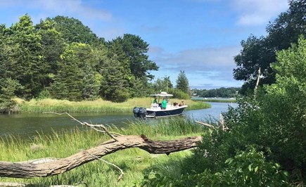 Orleans  Cape Cod vacation rental - Private river oasis!