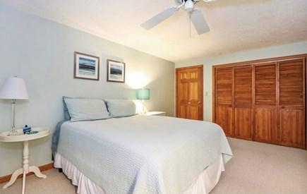 Mashpee, South Cape Beach Estates  Cape Cod vacation rental - Bedroom 1 has a Queen bed.