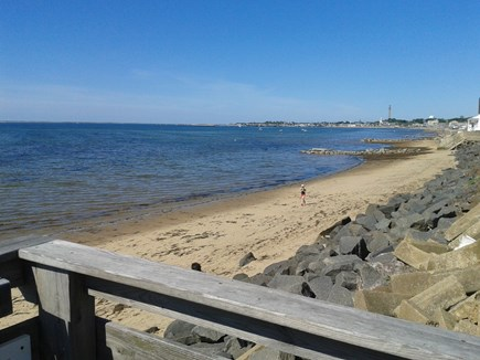 Provincetown Cape Cod vacation rental - Beautiful beach just steps away from the condo