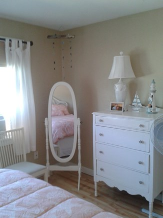 Provincetown Cape Cod vacation rental - First bedroom has dresser and full-size mirror
