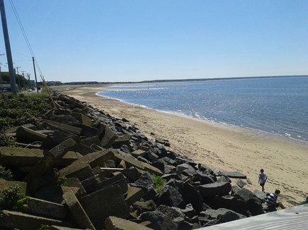 Provincetown Cape Cod vacation rental - Beach view