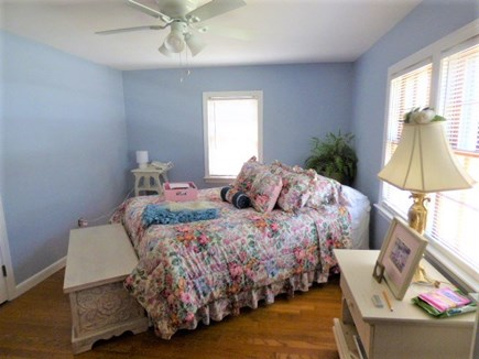 South Dennis Cape Cod vacation rental - Master Bedroom with Queen and 1/2 bath