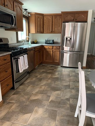 Chatham Cape Cod vacation rental - Stainless steel kitchen
