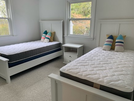 Chatham Cape Cod vacation rental - Main level Twin Bedroom