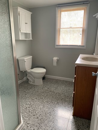 Chatham Cape Cod vacation rental - Upstair full bath with shower