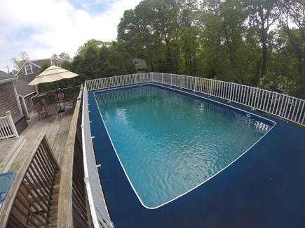 Chatham Cape Cod vacation rental - Gorgeous above ground pool