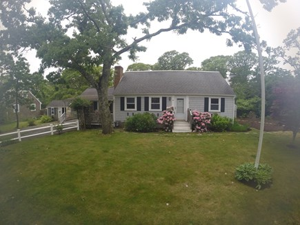 Chatham Cape Cod vacation rental - Beautiful green front yard great for games and gatherings.