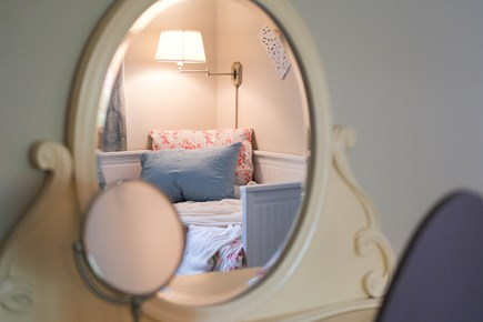 Sandwich Cape Cod vacation rental - Dressing table in the bedroom