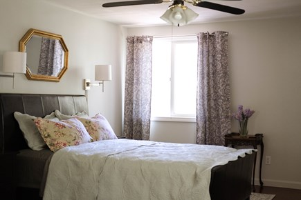Sandwich Cape Cod vacation rental - Queen bed in the master bedroom