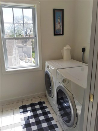 Barnstable, HYANNIS Cape Cod vacation rental - Sunny laundry room off of kitchen