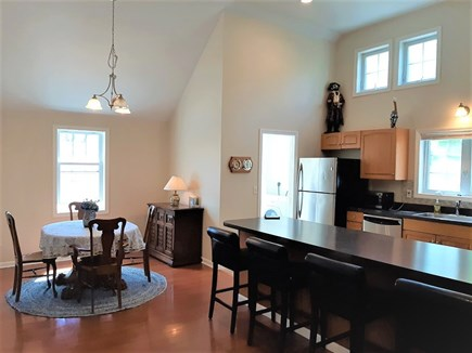 Barnstable, HYANNIS Cape Cod vacation rental - Huge breakfast bar and fully stocked kitchen
