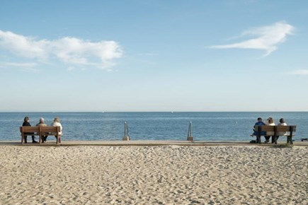 South Yarmouth Cape Cod vacation rental - Parker River Beach just a 1/2 mile away!