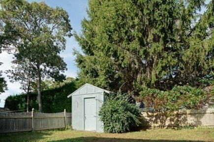 South Yarmouth Cape Cod vacation rental - Shed
